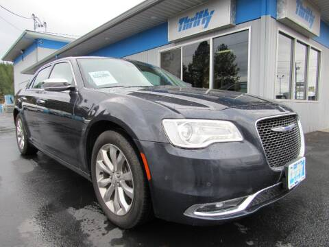 2018 Chrysler 300 for sale at Thrifty Car Sales SPOKANE in Spokane Valley WA