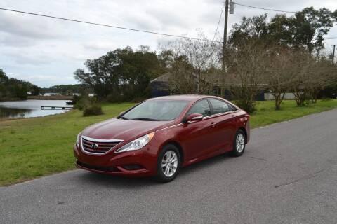 2014 Hyundai Sonata for sale at Car Bazaar in Pensacola FL