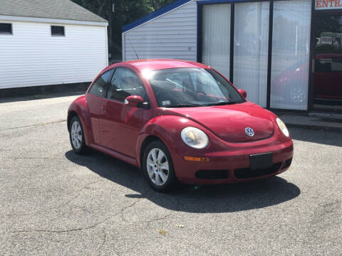 2009 Volkswagen New Beetle for sale at HYANNIS FOREIGN AUTO SALES in Hyannis MA