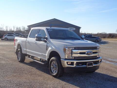 2018 Ford F-250 Super Duty for sale at Burkholder Truck Sales LLC (Versailles) in Versailles MO