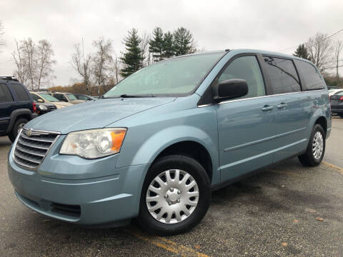 2010 Chrysler Town and Country for sale at J's Auto Exchange in Derry NH