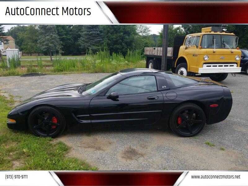 1998 Chevrolet Corvette for sale at AutoConnect Motors in Kenvil NJ