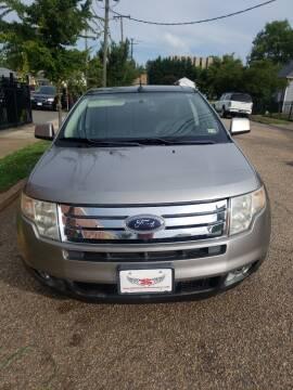 2008 Ford Edge for sale at Super Auto Sales & Services in Fredericksburg VA