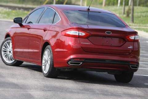 2015 Ford Fusion for sale at MGM Motors LLC in De Soto KS