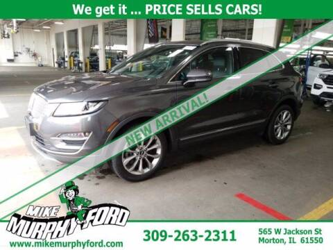 2019 Lincoln MKC for sale at Mike Murphy Ford in Morton IL