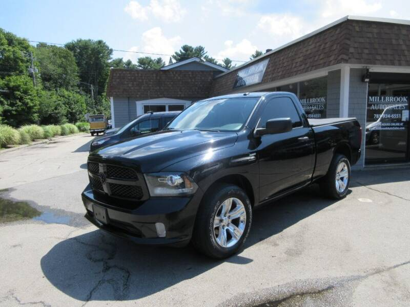 2014 RAM Ram Pickup 1500 for sale at Millbrook Auto Sales in Duxbury MA