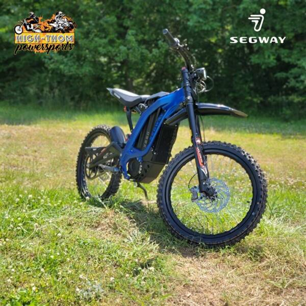 2021 Segway Ebike X260 for sale at High-Thom Motors - Powersports in Thomasville NC