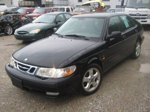 1999 Saab 9-3 for sale at Carz R Us 1 Heyworth IL - Carz R Us Armington IL in Armington IL