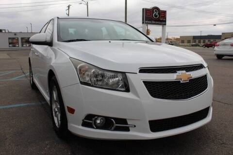 2012 Chevrolet Cruze for sale at B & B Car Co Inc. in Clinton Twp MI