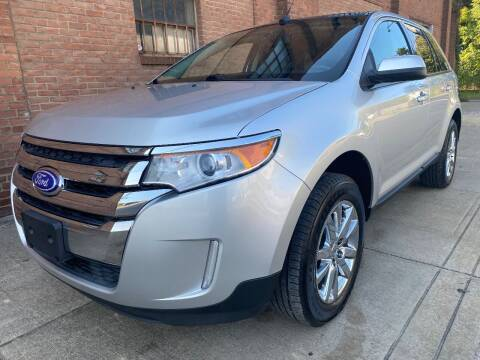 2013 Ford Edge for sale at Domestic Travels Auto Sales in Cleveland OH