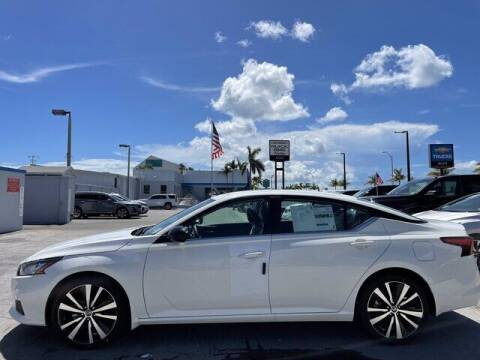 2021 Nissan Altima for sale at Niles Sales and Service in Key West FL