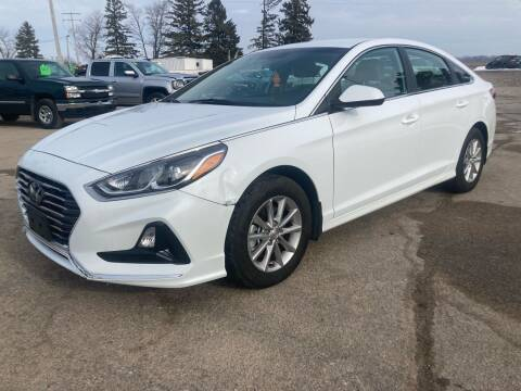 2019 Hyundai Sonata for sale at SUNSET CURVE AUTO PARTS INC in Weyauwega WI