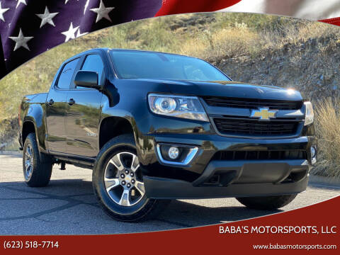 2015 Chevrolet Colorado for sale at Baba's Motorsports, LLC in Phoenix AZ