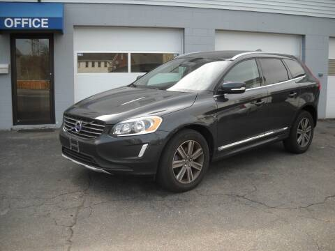 2016 Volvo XC60 for sale at Best Wheels Imports in Johnston RI