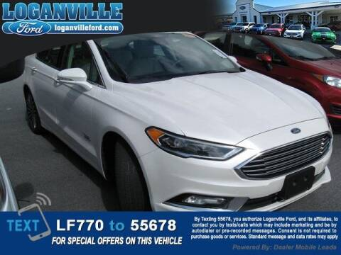 2018 Ford Fusion Energi for sale at Loganville Quick Lane and Tire Center in Loganville GA