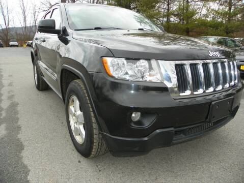 2012 Jeep Grand Cherokee for sale at Ed Davis LTD in Poughquag NY