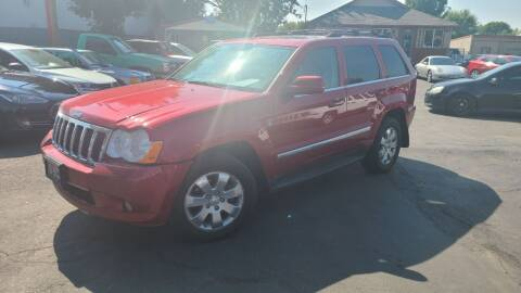 2009 Jeep Grand Cherokee for sale at Silverline Auto Boise in Meridian ID