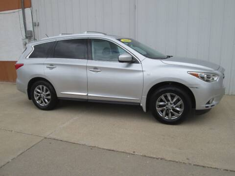 2014 Infiniti QX60 for sale at Parkway Motors in Osage Beach MO