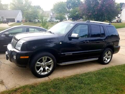2010 Mercury Mountaineer for sale at SAS Auto Center LLC in O Fallon MO