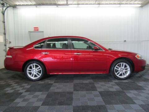 2014 Chevrolet Impala Limited for sale at Michigan Credit Kings in South Haven MI