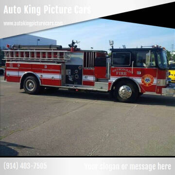 1985 Pierce Fire Truck