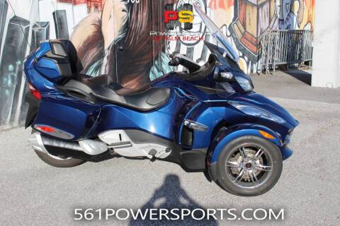 2010 Can-Am Spyder® RT-S SE5