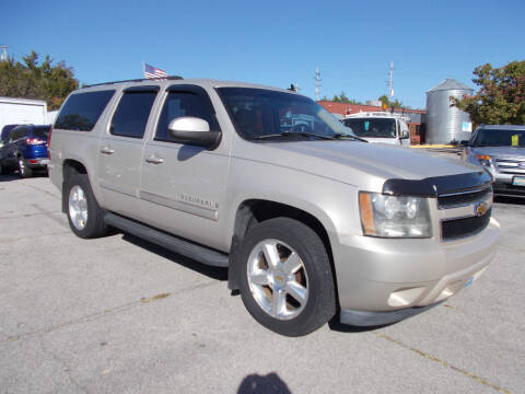 2007 Chevrolet Suburban for sale at Governor Motor Co in Jefferson City MO