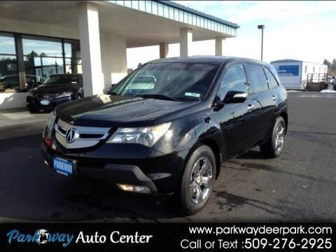 2007 Acura MDX for sale at PARKWAY AUTO CENTER AND RV in Deer Park WA
