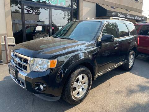 2012 Ford Escape for sale at Wilson-Maturo Motors in New Haven CT