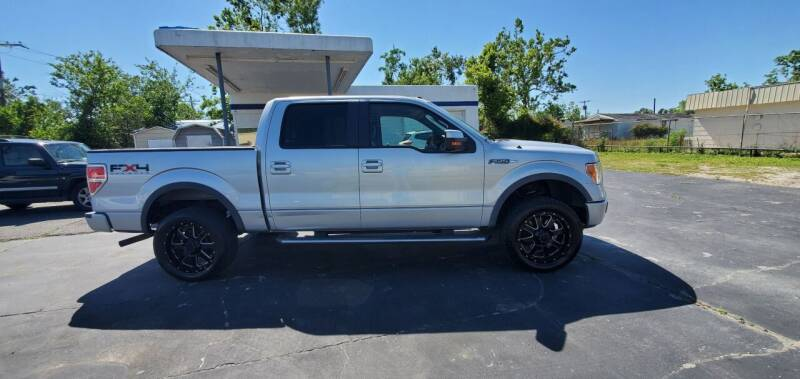2010 Ford F-150 for sale at Bill Bailey's Affordable Auto Sales in Lake Charles LA