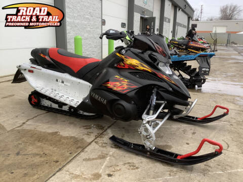 2009 Yamaha FX Nytro for sale at Road Track and Trail in Big Bend WI