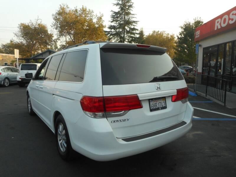2009 Honda Odyssey EX-L 4dr Mini-Van - Roseville CA