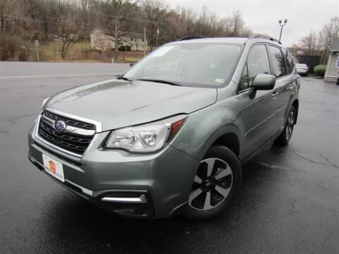 2018 Subaru Forester for sale at Guarantee Automaxx in Stafford VA