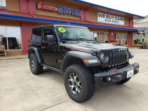 2019 Jeep Wrangler for sale at Ohana Motors in Lihue HI