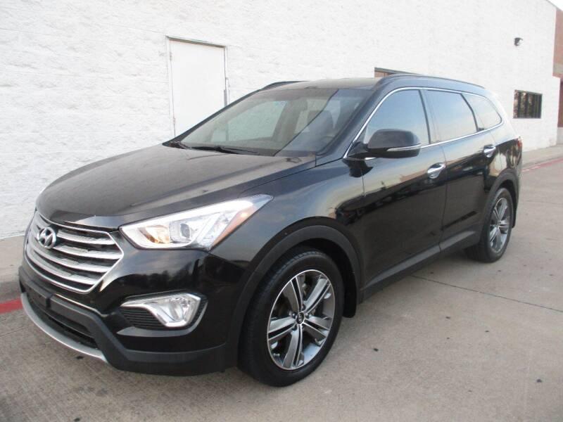 2015 Hyundai Santa Fe for sale at Carfit Inc. in Arlington TX