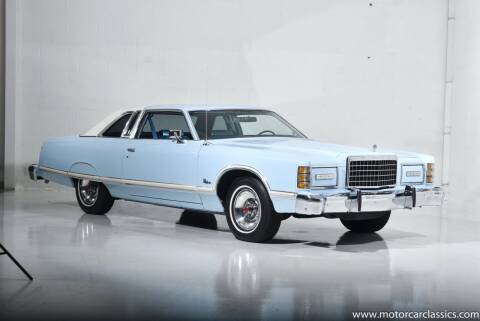 1977 Ford Galaxie for sale at Motorcar Classics in Farmingdale NY
