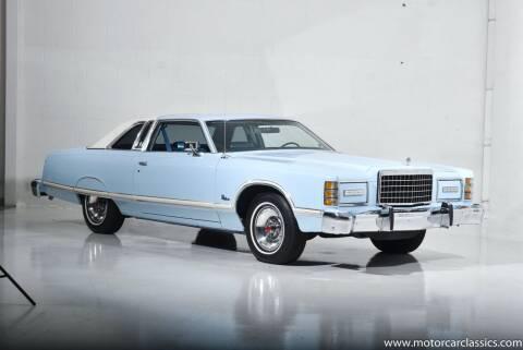 1977 Ford LTD for sale at Motorcar Classics in Farmingdale NY