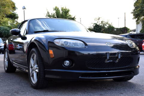 2007 Mazda MX-5 Miata for sale at Wheel Deal Auto Sales LLC in Norfolk VA