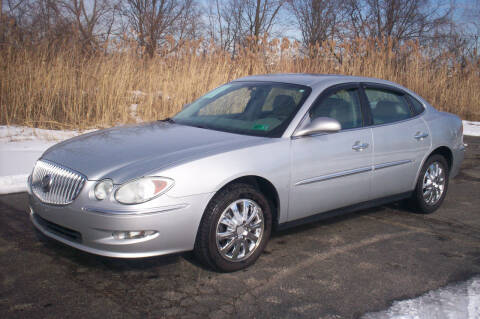 2009 Buick LaCrosse for sale at Action Auto Wholesale - 30521 Euclid Ave. in Willowick OH