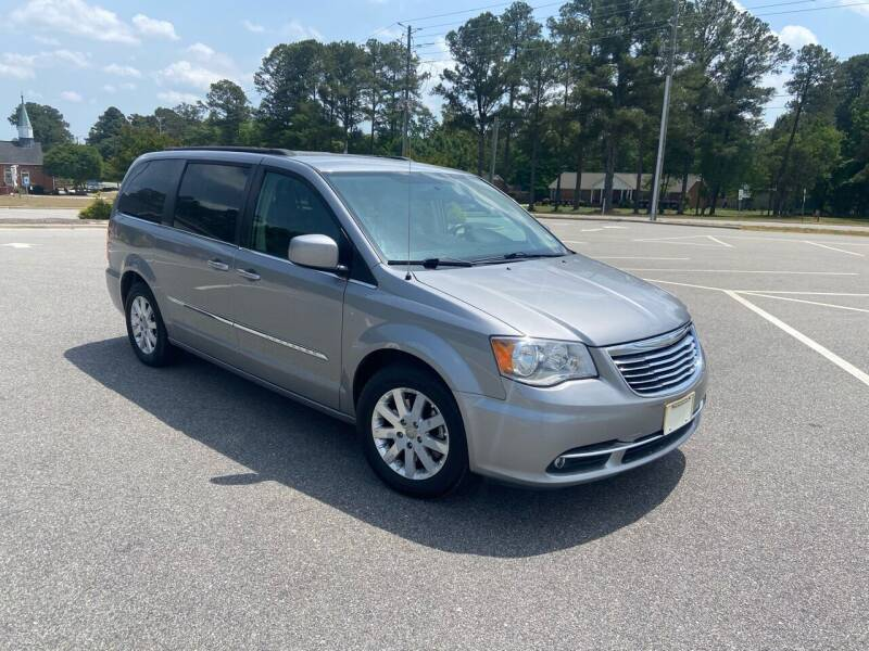 2016 Chrysler Town and Country for sale at Carprime Outlet LLC in Angier NC