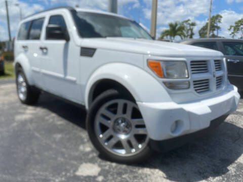 2011 Dodge Nitro for sale at Coastal Auto Ranch, Inc. in Port Saint Lucie FL