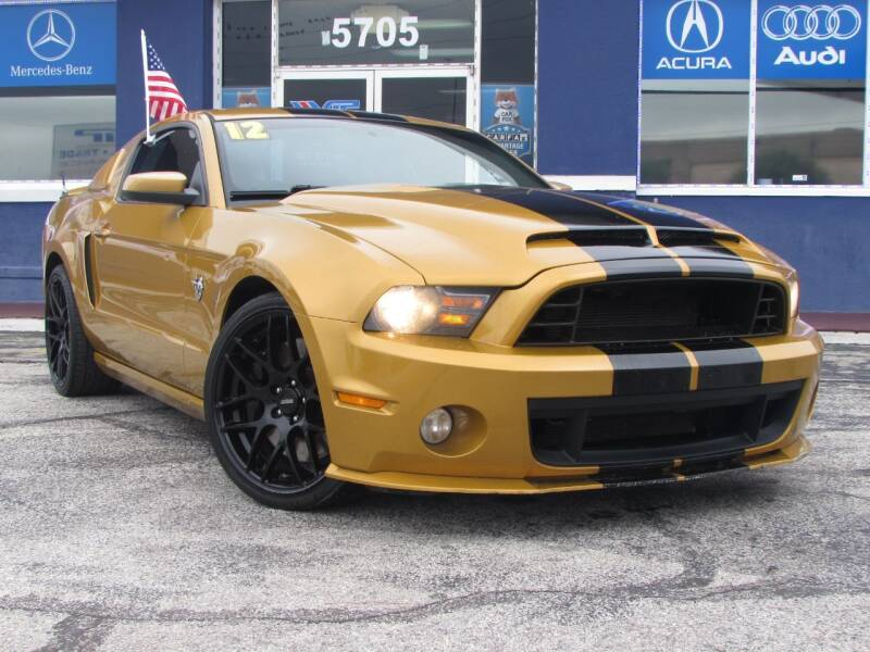 2010 Ford Mustang for sale at Orlando Auto Connect in Orlando FL
