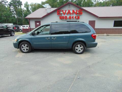 2005 Dodge Grand Caravan for sale at Evans Motors Inc in Little Rock AR