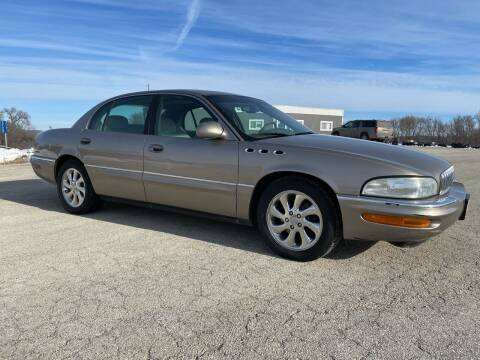2003 Buick Park Avenue for sale at Kuhn Enterprises, Inc. in Fort Atkinson IA