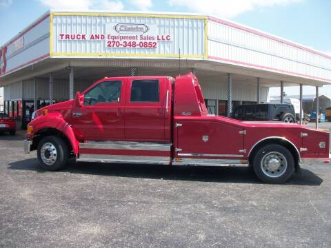 2005 Ford F650 Western Hauler for sale at Classics Truck and Equipment Sales in Cadiz KY