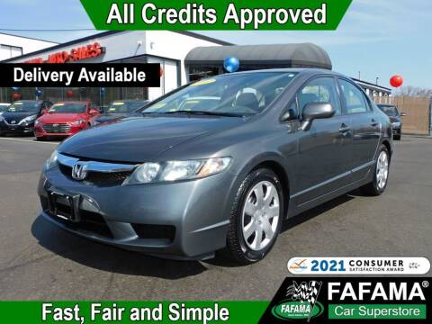 2011 Honda Civic for sale at FAFAMA AUTO SALES Inc in Milford MA