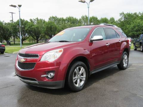 2010 Chevrolet Equinox for sale at Low Cost Cars North in Whitehall OH