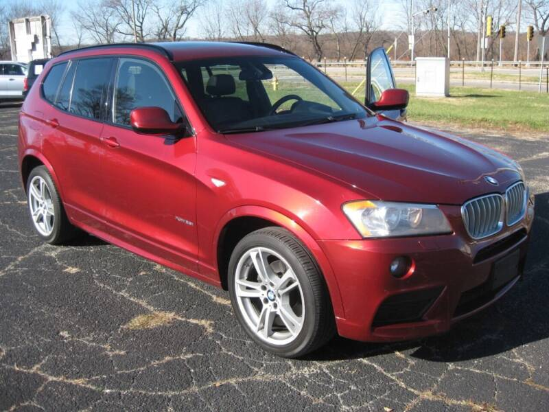 2014 BMW X3 for sale at Pre-Owned Imports in Pekin IL