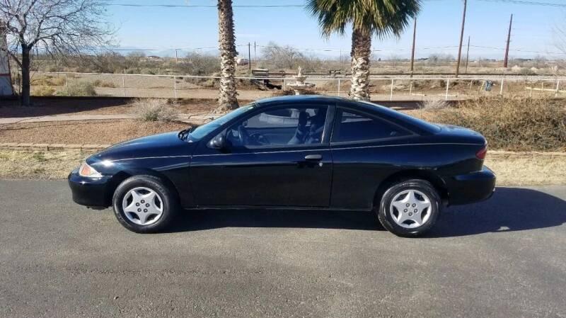 2001 Chevrolet Cavalier for sale at Ryan Richardson Motor Company in Alamogordo NM