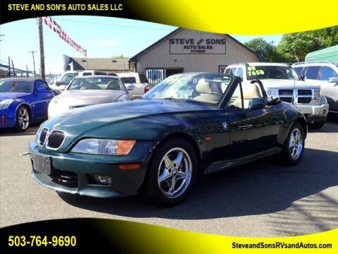 1999 BMW Z3 for sale at Steve & Sons Auto Sales in Happy Valley OR